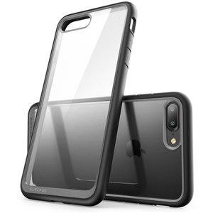 Image 2 - SUPCASE для iphone 8 Plus чехол UB стиль чистый полный корпус прочный бампер Чехол со встроенной защитой экрана для iphone 7 Plus