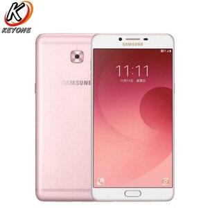 Image 3 - Nouveau téléphone portable SAMSUNG GALAXY C9 Pro C9000 LTE 6.0 pouces 6 go de RAM 64 go ROM Octa Core 16MP 4000 mAh Android 6 téléphone double SIM