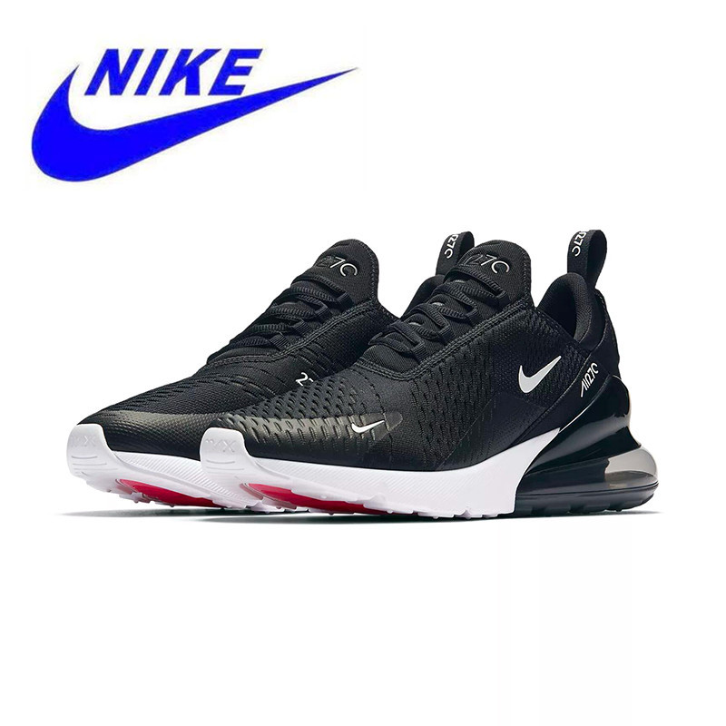Original Nike Air Max 270 180 New Arrival Men s Running Shoes Sport ... a9a5ec576