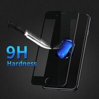 X-уровня 9 H 3D 0.2 мм полный Экран Высокое разрешение тонкий технологии для iPhone 6 7 Plus закаленное стекло