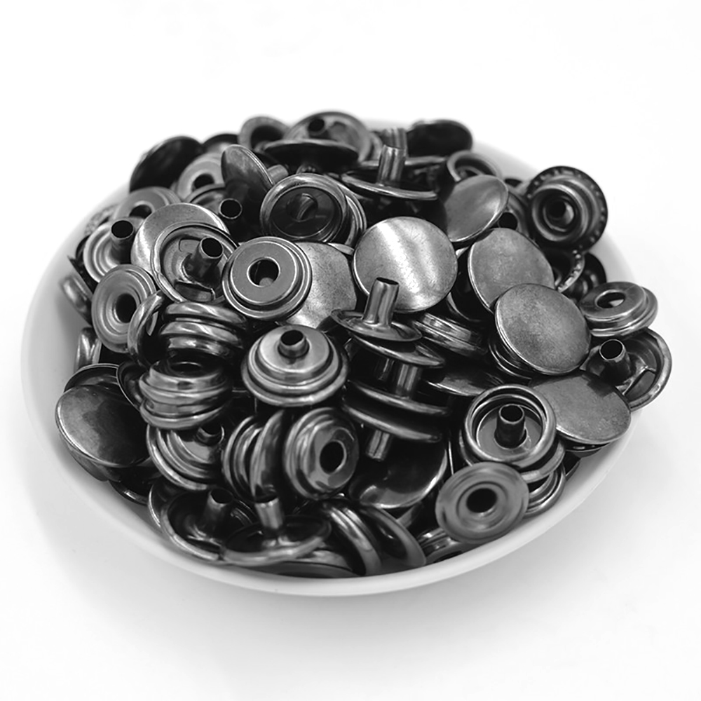 DoonLoo 50 sets package. snap fastener metal buttons Rivet