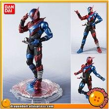 Original BANDAI Tamashii las Naciones Unidas S H Figuarts figura de acción Kamen Rider construir conejo forma de tanque 20 Kamen Rider patadas Ver