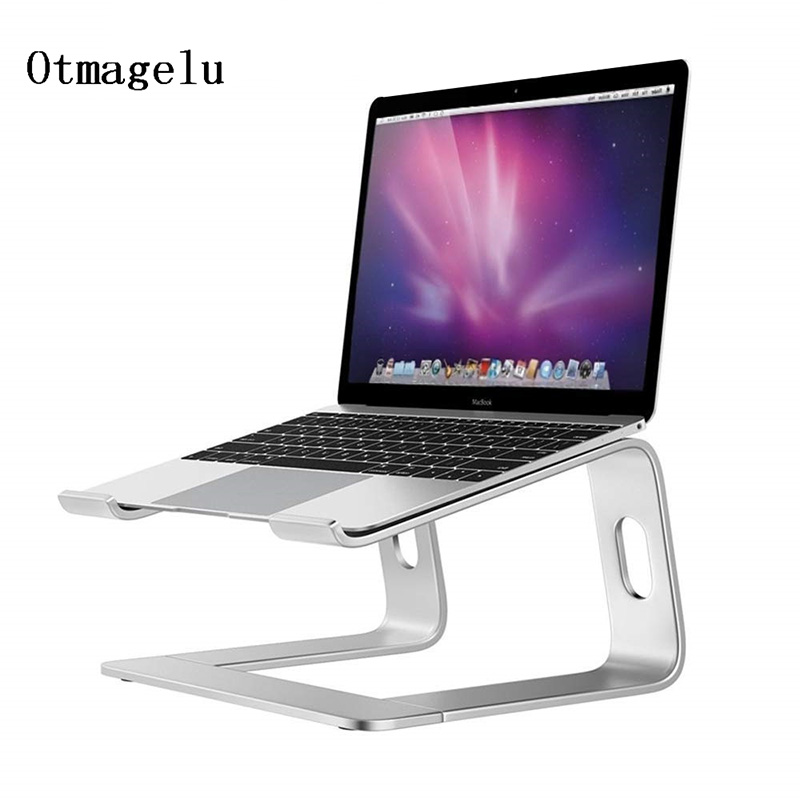 Support d'ordinateur portable de bureau à domicile support de bureau en aluminium support d'ordinateur portable pour ordinateur portable MacBook support d'ordinateur portable