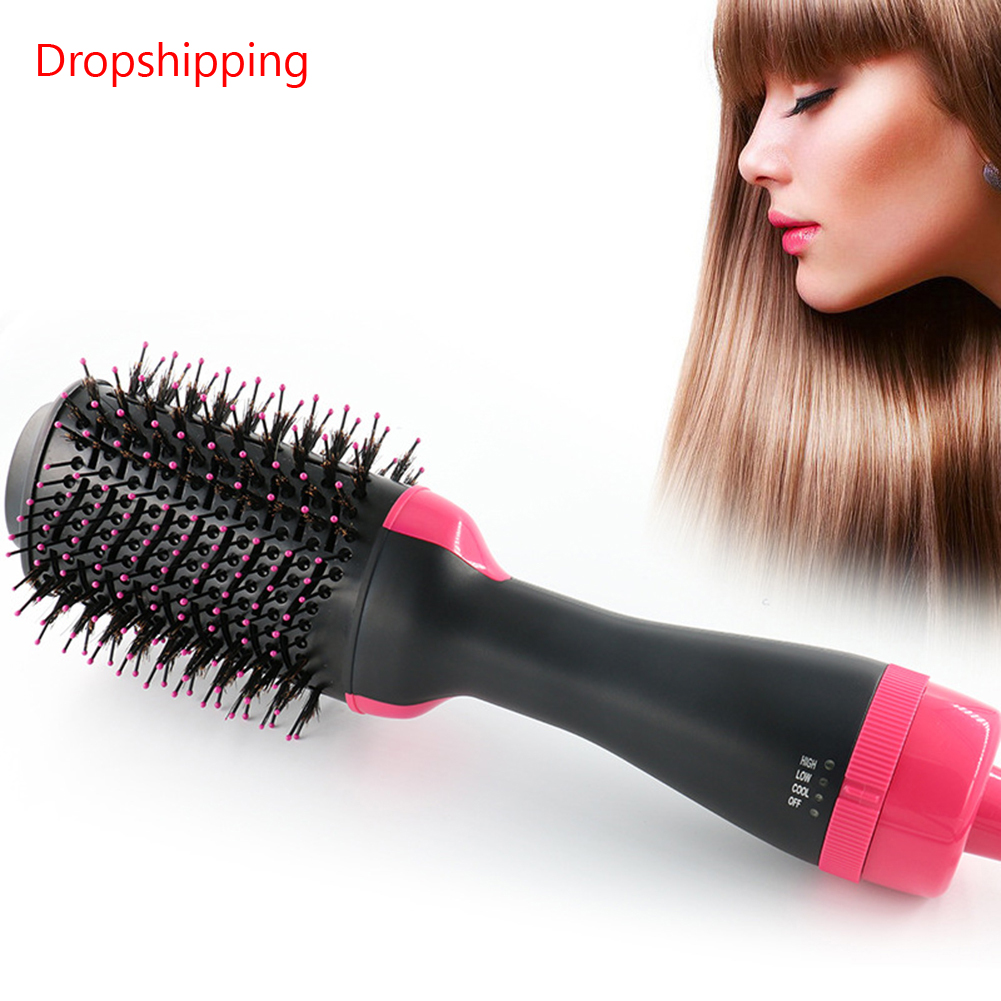 For Dropshipping Electric Heating Hair Straightener Curler Salon Dry/Wet Two-use Hair Dryer Comb ---Mainly US plugFor Dropshipping Electric Heating Hair Straightener Curler Salon Dry/Wet Two-use Hair Dryer Comb ---Mainly US plug