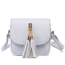 Women Crossbody Tassel Messenger Bags