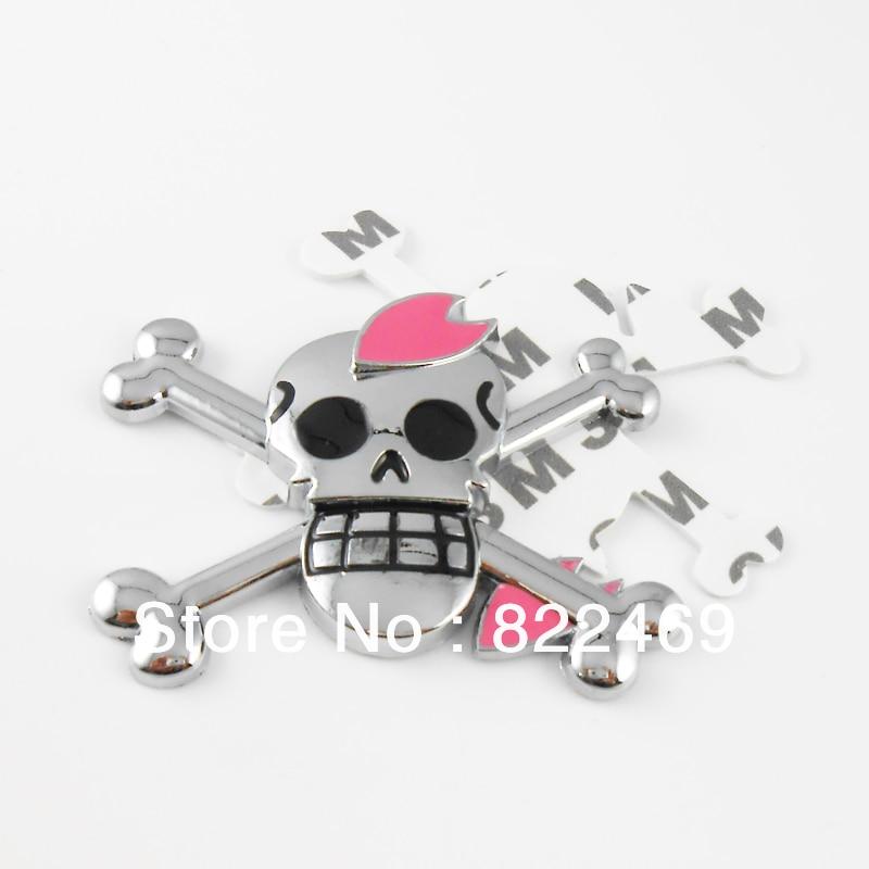 US $6 99  3D DIY Car Decal Skull Pirate Love Sticker Emblem Badge Logo  Maker UK Flag Car Sticker For Car Auto Suv Body Decor on Aliexpress com  