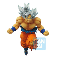Tronzo Original Banpresto Dragon Ball Z Battle Figure Goku Ultra Instinct PVC Action Figure Model Toys SSJ Goku Figurine Jouets