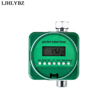 Automatic LCD Display Electronic Garden Water Timer