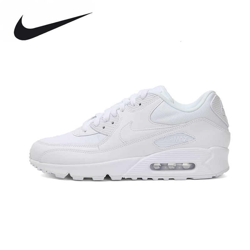 on sale 396d5 fe4f4 Nike Mäns WMNS AIR MAX 90 ESSENTIAL Sportskor, Män Outdoor Sneakers ...