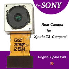 for Sony Xperia Z3 Compact Back Camera Original;  OEM Rear facing Camera Replacement Part for Sony Xperia  Z3 Mini D5803 D5833