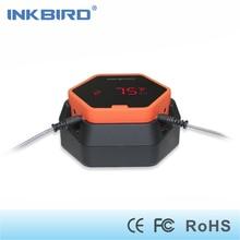 Inkbird IBT 6X font b Digital b font Food Cooking Bluetooth Wireless BBQ font b Thermometer