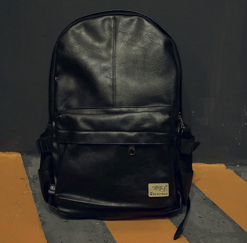 Popular Mens Leather Backpack-Buy Cheap Mens Leather Backpack lots ...
