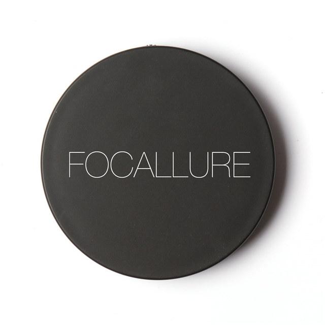 FOCALLURE Professional Metallic Eye shadow Palette