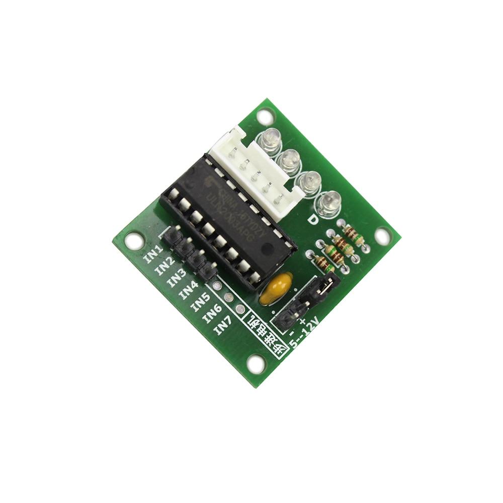 Умная электроника 28BYJ-48 5 в 4 фазы DC шестерни шаговый двигатель+ ULN2003 плата драйвера для arduino DIY Kit