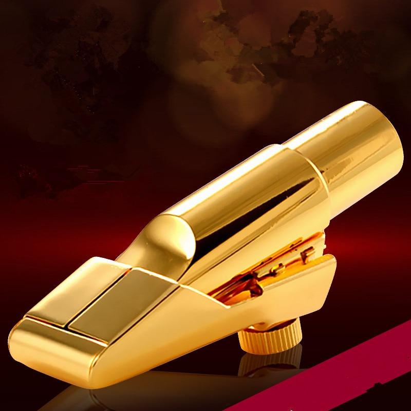 Saxophone Metal mouthpiece SELMER High grade metal mouthpiece Alto Tenor Soprano Free shipment teak