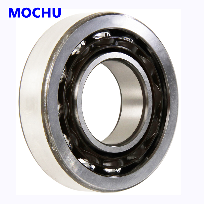 1pcs MOCHU 7317 7317BEP 7317BEP/P6 85x180x41 7317-B-TVP Angular Contact Bearings ABEC-3 Bearing MOCHU High Quality Bearing 1pcs 71901 71901cd p4 7901 12x24x6 mochu thin walled miniature angular contact bearings speed spindle bearings cnc abec 7