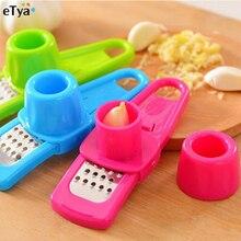 Multifunctional Ginger Garlic Press Grinding Grater Planer Slicer Mini Cutter Kitchen Cooking Gadgets Tools Utensils Accessories