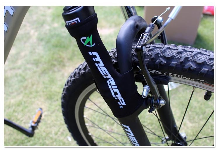1PC merida bicycle parts Bicycle Front Fork Protector anti
