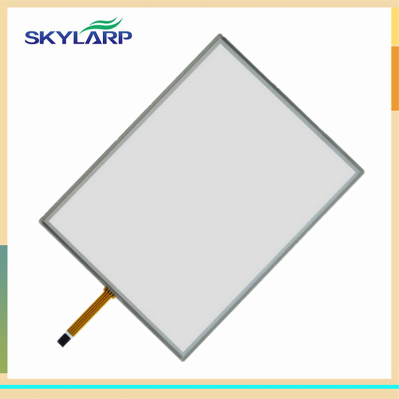 skylarpu 12 inch 4 wire Resistive Touch Screen 260mm*200mm Digitizer for Industrial equipment digitizer panel 12 1 inch 4 wire touch screenresistive industrial grade industrial computer queuing machine horizontal touchpad 260 199