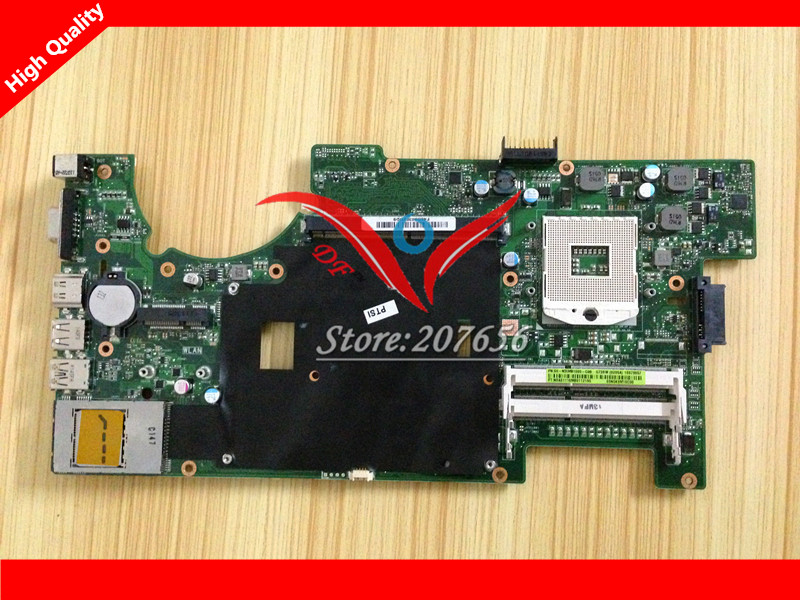 ФОТО G73SW motherboard Fit for Asus G73SW notebook system board 2D connector with 4 ram slots
