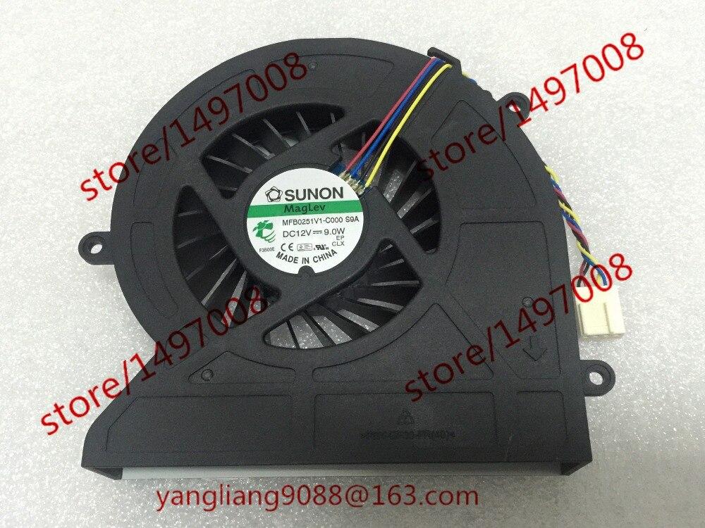 где купить SUNON MFB0251V1-C000-S9A DC 12V 9.0W Server  Blower fan по лучшей цене