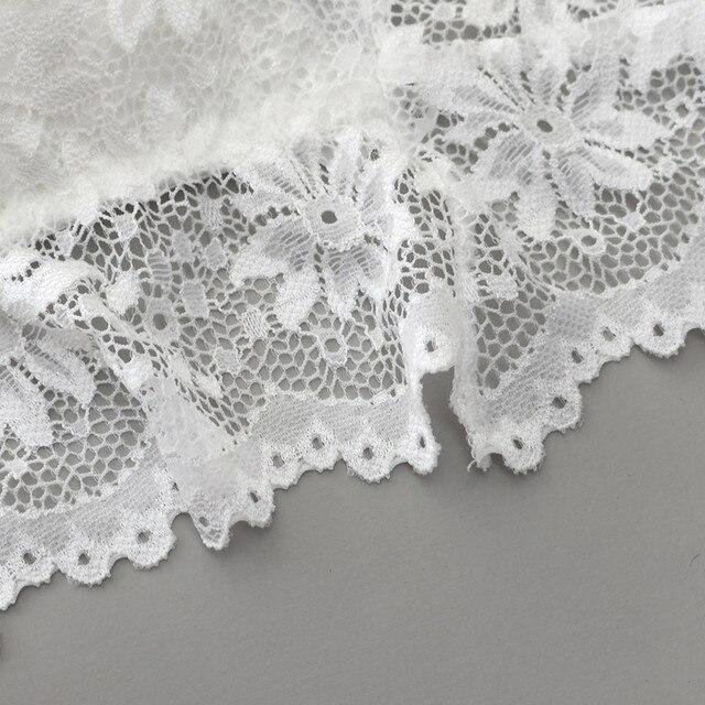 Summer women's lace stitching hot thin shoulder straps bottom sexy fashion anti-light strap underwear lace top camisole 51* 3