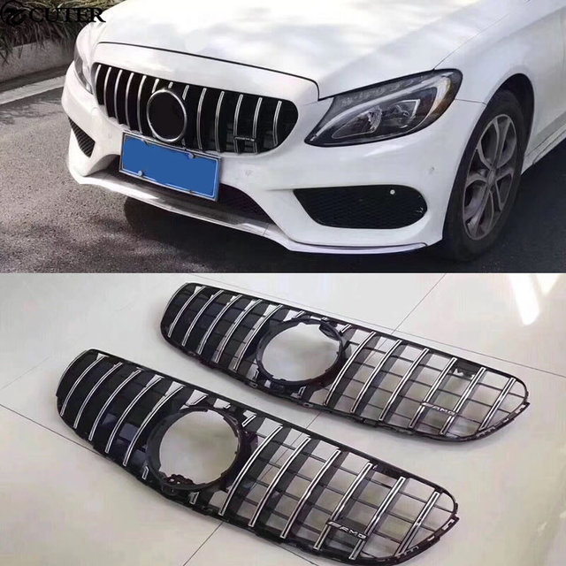 the hood update grill grille to benz a after front how mercedes upgrade before on