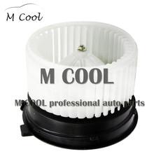 FREESHIMENT NEW AC Blower Motor For Nissan Qashqai 27226JE20AA129 27225ET00A 14094078 New Heater Blower Motor цена