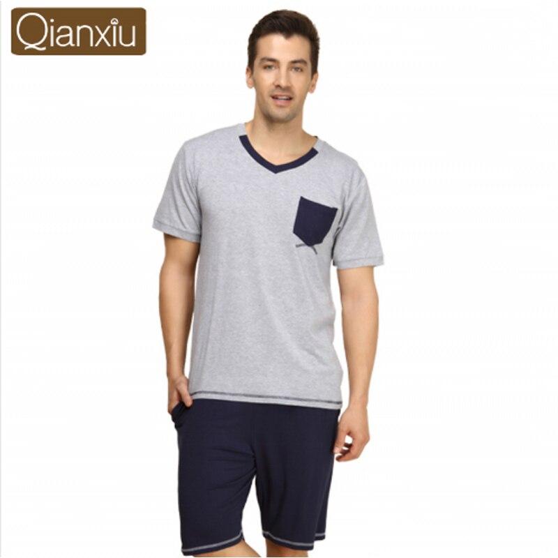 Popular Mens Summer Pajama Sets-Buy Cheap Mens Summer Pajama Sets ...