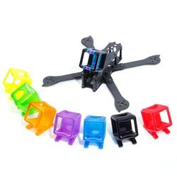 Kamera Halterung TPU 3D Gedruckt 30 iX5 V3 XL V3 V4 Für Gopro Hero 4 5 Sitzung RC FPV racing Drone Zubehör