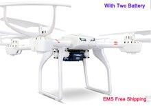 Con dos Baterías Profesión X101 MJX RC Quadcopter Drones Kvadrokopter 2.4G 6-Axis Drone con Gimble C4010 HD FPV GoPro cámara