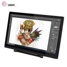 UGEE UG-2150 21,5 zoll Ips-bildschirm P50S Stift Smart Grafiktablett 5080 LPI Auflösung 2048 Stufen Empfindlichkeit