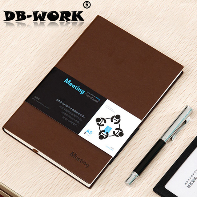 Creative A5A4 meeting special book Business meeting notebook - meeting note pad