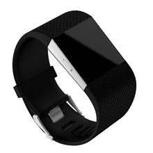 Gosear Cool Silicone Replacement Strap Band Wristband Bracelet with Screwdriver Tools for Fitbit Surge Watch venda de reloj(China)