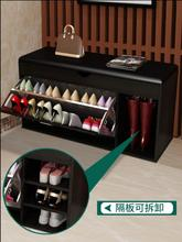 Shoe stool type multi-functional storage can sit on the shoe stool at the door все цены