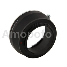 Amopofo Sigma-EOSM Adapter, For Sigma SA Mounts Lens to for Canon EOS M EF-M Mount Mirrorless Digicam Adapter