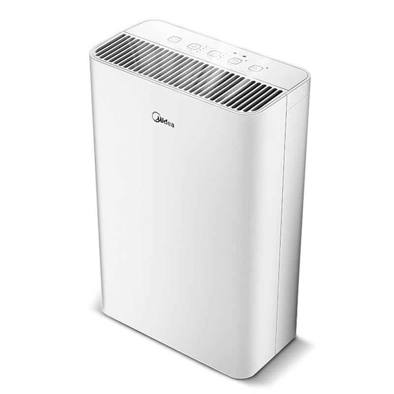 Midea Electric Air Purifier Home Demisting Haze PM2.5 Formaldehyde Bedroom Indoor Oxygen Bar Anion Sterilization Air Cleaner original xiaomi air purifier 2 in addition to formaldehyde haze purifiers intelligent household appliances