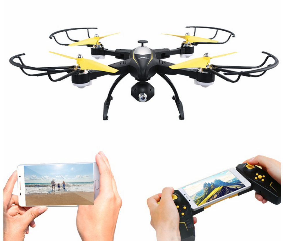 JJRC H39 RC Drone with HD Camera 2.4GH 4CH 6-Axis Foldable Quadcopter Headless Mode One Key Return VS JJRC H37 Dron quad copter jjr c jjrc h26wh wifi fpv rc drones with 2 0mp hd camera altitude hold headless one key return quadcopter rtf vs h502e x5c h11wh