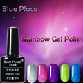 Best selling New Blue Place brand starry sky Nail Gel polish Foundation for UV Gel Polish 8ml