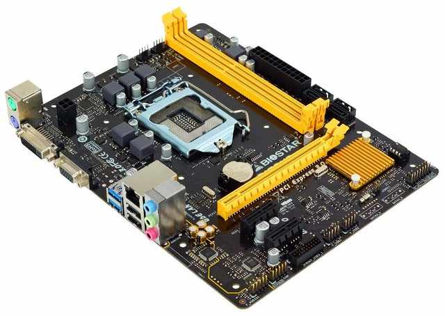 フル新しいbiostar H110MDプロddr4オリジナル新しいh110マザーボードlga 1151サポートG4560 sata3 32グラムusb3.0マイクロ-atx