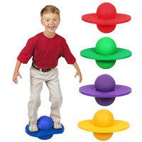 1Pcs Pogo Board Ball with Pump, Pogo Toy Jumper for Kids Above 6 Years Old and Adults, Great Gift for Kids
