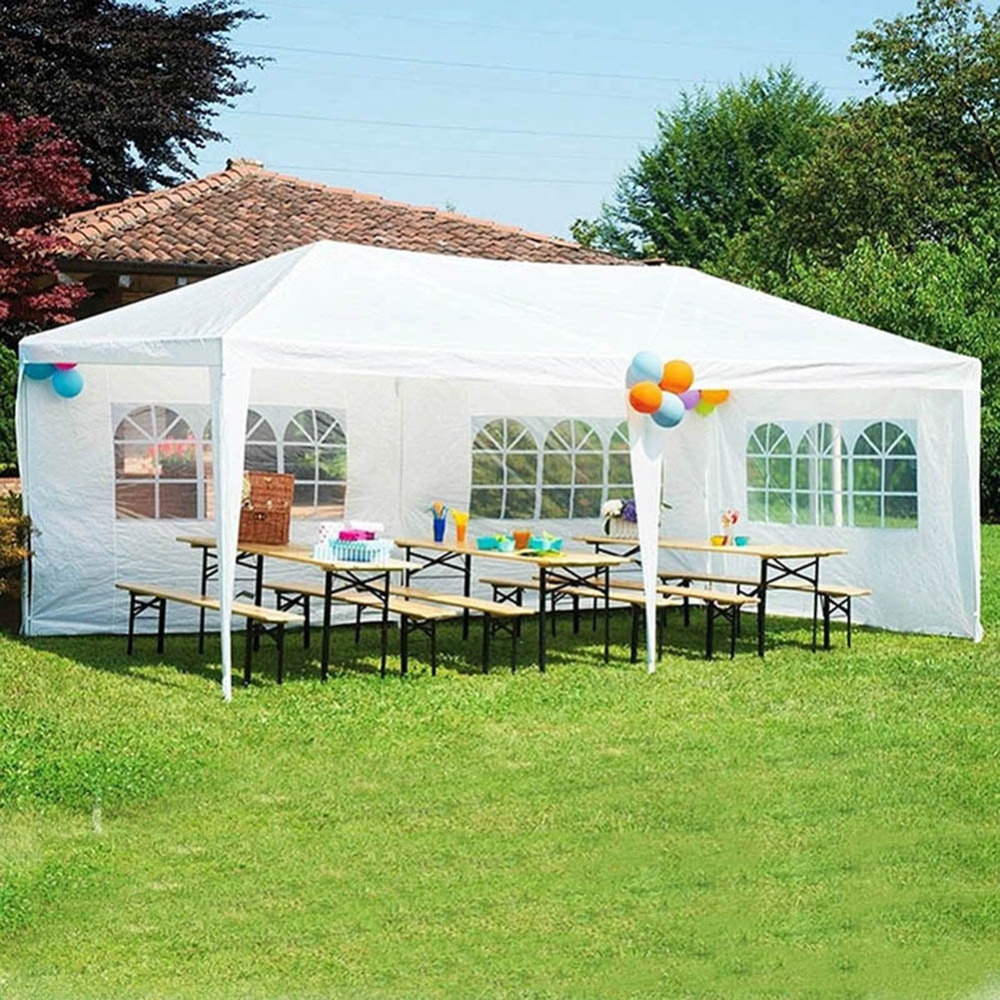 10 X10 20 30 Outdoor Marquee Tent Canopy Party Patio Wedding Heavy Duty Gazebo Pavilion Cater Events In Tents From Sports Entertainment On