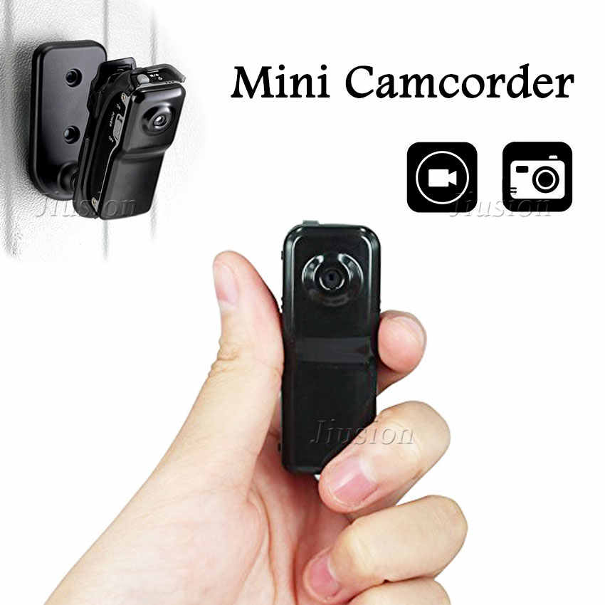Hot Sale MD80 Mini DV DVR Sports Camera Video Audio Recorder Full HD for Helmet Bike/Motorbike Micro Cam with Holder clip