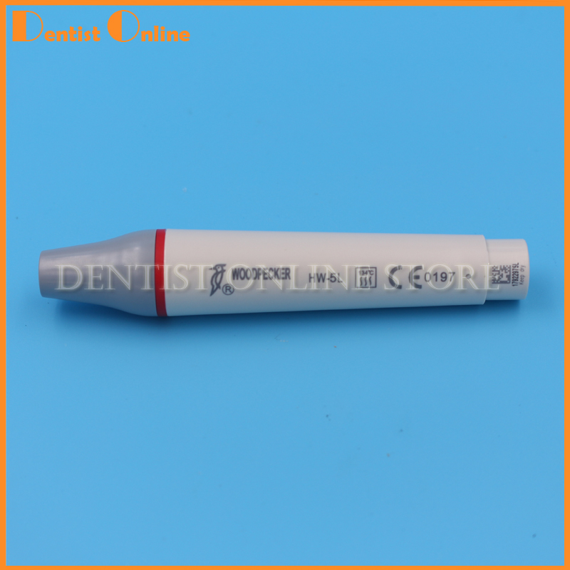цена на Woodpecker Dental Ultrasonic Scaler Light Handpiece HW-5L For UDS LED Series Hot Sale