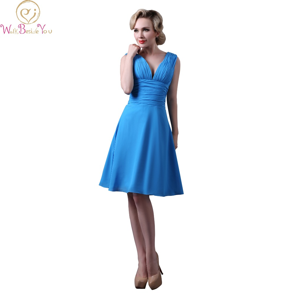 Walk Beside You Real Picture Wedding Bridesmaid Dresses under $50 ...