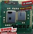 Доставка бесплатно Intel Core I3 ноутбука Мобильного I3-350m 350 м оригинальный Разъем G1 ПРОЦЕССОРА 3 М Кэш/2.26 ГГц/Двухъядерный процессор