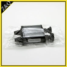 Compatível Evolis R2011 Preto Monocromático Ribbon-K-1,000 impressões para impressoras de Cartões Evolis id