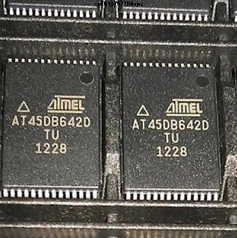 AT45DB642D-TU  AT45DB642D  TSOP28 1PCS цены онлайн