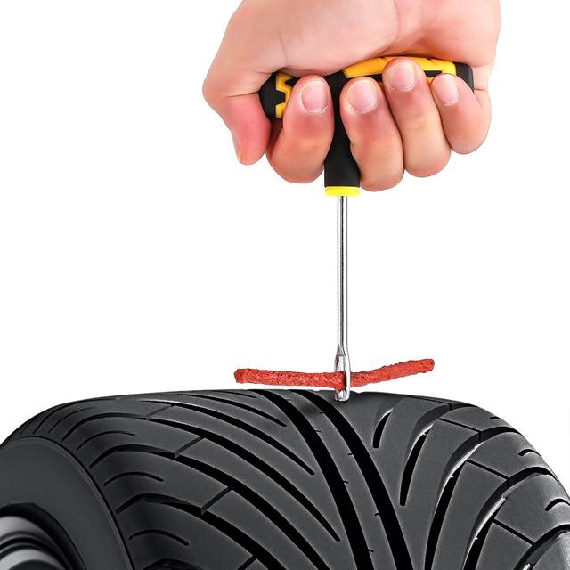 Car Tire Repair Tools Kit