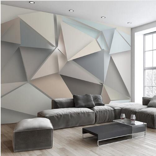 Aliexpress.com : Buy Custom Size 3D Photo Wall Paper Wallpaper for ...